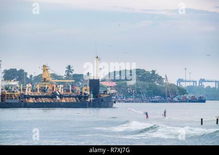 Inde, state of Kerala, Kochi (or Cochin), Fort Kochi (ou Fort Cochin) district - Stock Photo