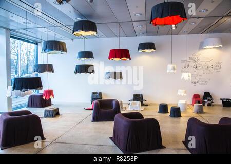 Danish Design Centre, museum, Copenhagen, Capital Region of Denmark, Denmark - Stock Photo