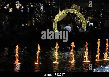Christmas lights, Pigeon Forge, Tennessee Stock Photo - Alamy