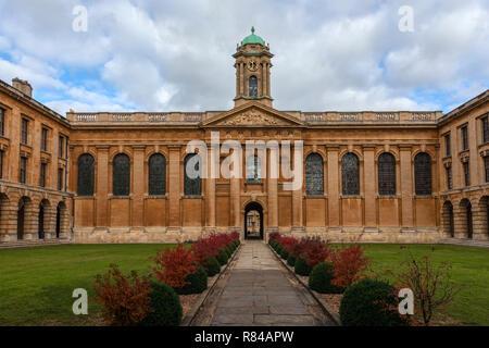 Oxford, Oxfordshire, England, United Kingdom, Europe Stock Photo