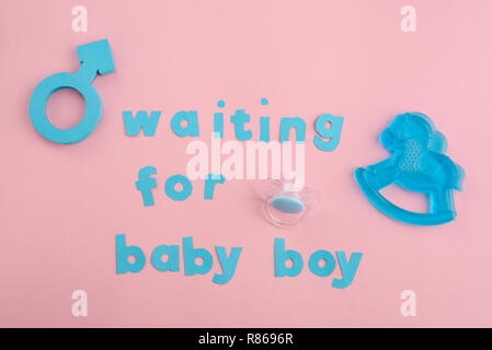 Waiting for baby - Stock Photo
