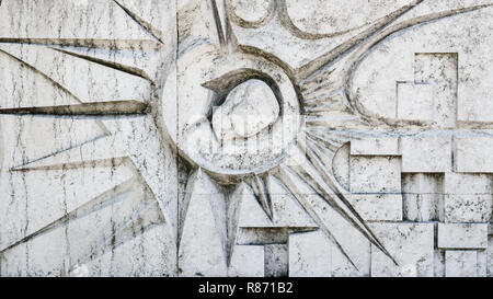 Memento Park, Budapest, Hungary - Stock Photo