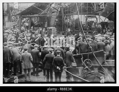 Cardiff mine disaster - Stock Photo