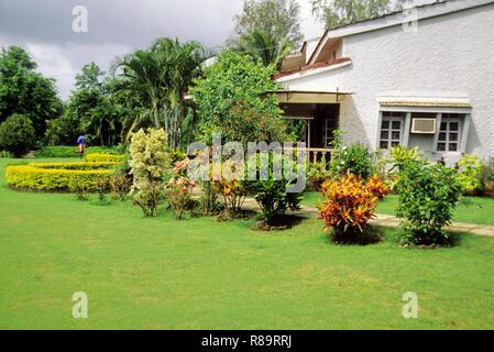 panvel farm house, mumbai bombay, maharashtra, india - Stock Photo