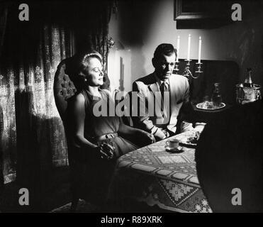 Hush...Hush, Sweet Charlotte Year : 1964 USA Director : Robert Aldrich Olivia de Havilland, Joseph Cotten - Stock Photo