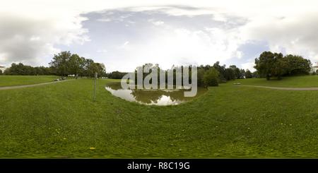 Park Vom Zentralklinikum Augsburg