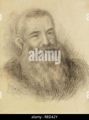 Portrait of Claude Monet, c1890.