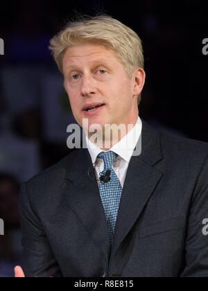 Best for Britain and the People's Vote campaign hold a joint rally in central London to call on MPs to say 'We're Not Buying It' over the Prime Minister's Brexit 'deal'  Featuring: Jo Johnson Where: London, United Kingdom When: 13 Nov 2018 Credit: Wheatley/WENN - Stock Photo