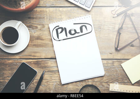 Plan Planning Development growth Goal Concept - Stock Photo