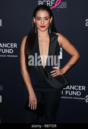 BEVERLY HILLS, LOS ANGELES, CA, USA - FEBRUARY 27: Natalie Martinez at The Women's Cancer Research Fund's An Unforgettable Evening Benefit Gala held at The Beverly Wilshire Hotel on February 27, 2018 in Beverly Hills, Los Angeles, California, United States. (Photo by Xavier Collin/Image Press Agency) - Stock Photo