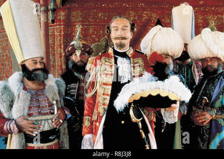Original film title: THE ADVENTURES OF BARON MUNCHAUSEN. English title: THE ADVENTURES OF BARON MUNCHAUSEN. Year: 1988. Director: TERRY GILLIAM. Stars: JOHN NEVILLE. Credit: COLUMBIA PICTURES / Album