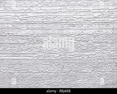 aluminum background with texture showing big slab surface after melting - Stock Photo