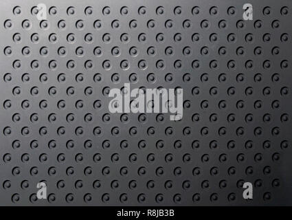 Black rubber texture background. - Stock Photo