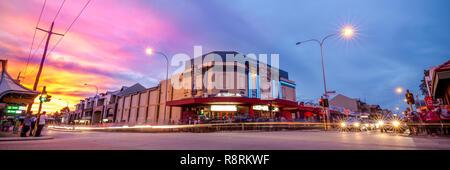 Luna Cinema, Leederville, Perth, Western Australia - Stock Photo