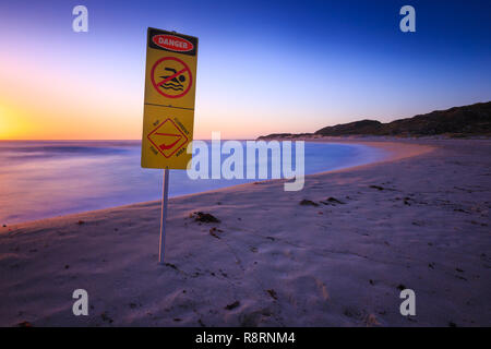 Prevelly Rivermouth - Stock Photo