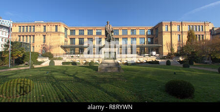 Annex of the French Ministry of Foreign Affairs - Paris, France - Stock Photo