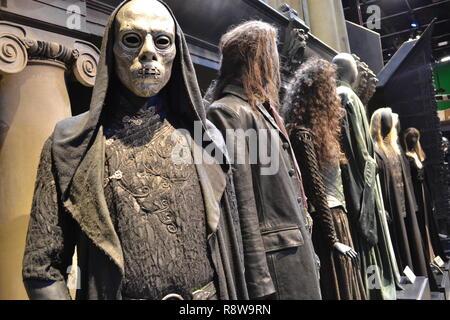 Death Eater, Valdemort, Fenrir Greyback, & Malfoy outfits ...