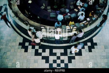 Postal Communication - General Post Office - Mumbai, Maharashtra, India - Stock Photo