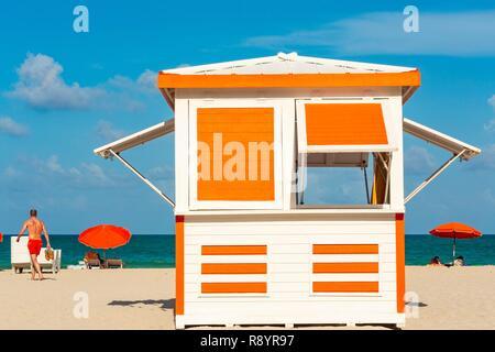 United States, Florida, Miami, Miami Beach