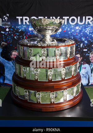 Davis Cup - The World Cup of Tennis - Stock Photo
