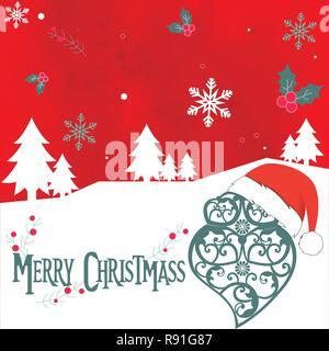 Portuguese Christmas Design - Stock Photo