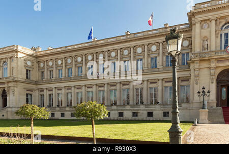 The French Ministry of Foreign Affairs ,Paris. - Stock Photo