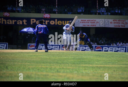 India Srilanka Cricket Match - Stock Photo