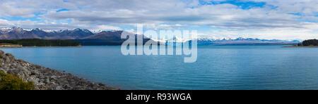 The Scenic MacKenzie District, South Island, New Zealand