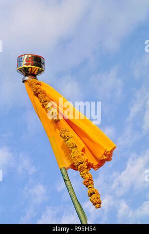 Gudi Padwa Festival, Mumbai, Maharashtra, India - Stock Photo