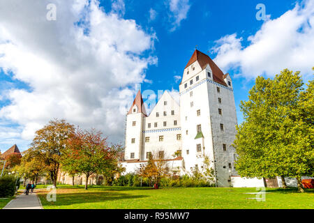 New Palace, Ingolstadt, Germany - Stock Photo
