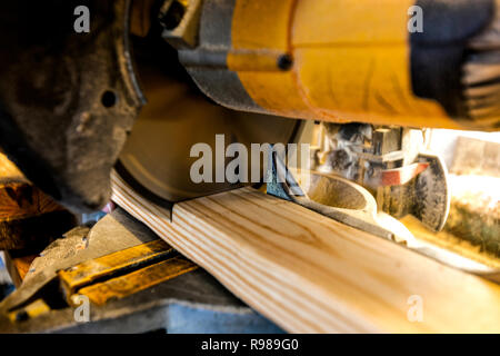 Circular Saw Blade - Stock Photo
