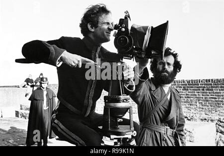 Original film title: L' HISTOIRE D'ADELE H.. English title: THE STORY OF ADELE H. Year: 1975. Director: FRANCOIS TRUFFAUT. Stars: FRANCOIS TRUFFAUT. Credit: LES FILMS DU CARROSSE/LES PRODUCTIONS ARTISTES ASSOCIES / Album - Stock Photo