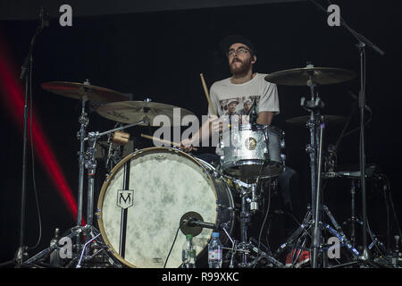 Artists perform at the Roundhouse for Music 4 Mental Health  Featuring: James Price Where: London, United Kingdom When: 18 Nov 2018 Credit: Neil Lupin/WENN - Stock Photo