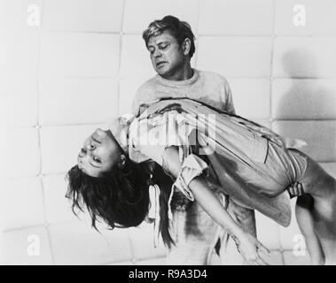 Original film title: SOLYARIS. English title: SOLARIS. Year: 1972. Director: ANDREI TARKOVSKY. Stars: DONATAS BANIONIS; NATALYA BONDARCHUK. Credit: MOSFILM / Album - Stock Photo