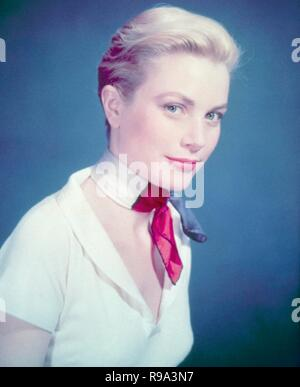 Original film title: HIGH SOCIETY. English title: HIGH SOCIETY. Year: 1956. Director: CHARLES WALTERS. Stars: GRACE KELLY. Credit: M.G.M. / Album - Stock Photo