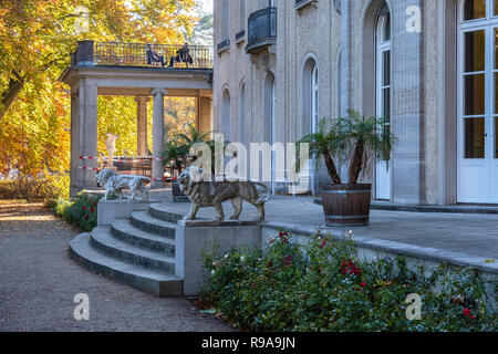Berlin.House of the Wannsee Conference Memorial Site. Villa where Nazi & SS leaders met on 20 January 1942 to plan deportation & extermination of Jews