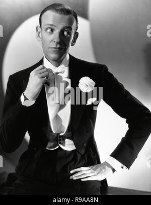 Original film title: YOU'LL NEVER GET RICH. English title: YOU'LL NEVER GET RICH. Year: 1941. Director: SIDNEY LANFIELD. Stars: FRED ASTAIRE. Credit: COLUMBIA PICTURES / Album - Stock Photo