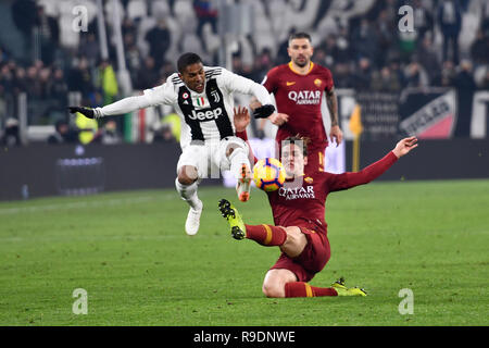 "Nicolo Zaniolo (Roma) during the Italian ""Serie A"" match"
