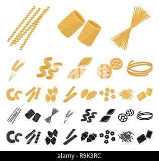art,bucati,carbohydrate,cartoon,black,cavatappi,cereal,chifferi,collection,conchiglie,design,ditalini,dough,ears,farfalle,figured,filini,food,fusilli,gnocchi,icon,illustration,isolated,logo,macaroni,pasta,penne,product,ravioli,rigate,rotelle,set,shape,sign,spaghetti,stelline,symbol,tagliatelle,types,vector,web,wheat Vector Vectors , - Stock Photo