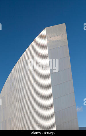 Imperial War Museum North, Salford Quays, Manchester, England - Stock Photo