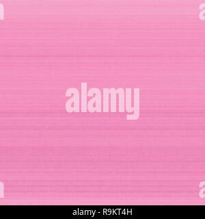 Bright pink pastel fiber linen texture swatch background, detailed horizontal macro closeup, rustic vintage textured fabric burlap canvas pattern - Stock Photo