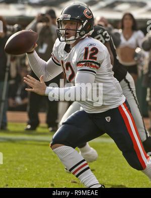 6650d6341776cf Oakland, California, USA. 27th Nov, 2011. Chicago Bears quarterback Caleb  Hanie