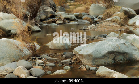 Badger Springs Wash Trail Arizona - Stock Photo