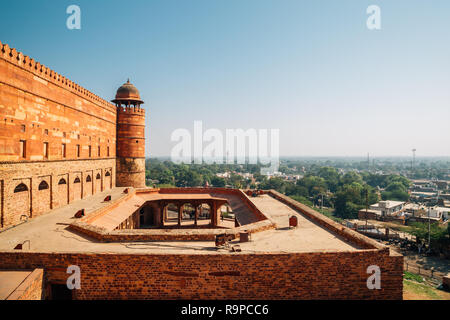 Fatehpur Sikri, Jama Masjid Mosque in India - Stock Photo