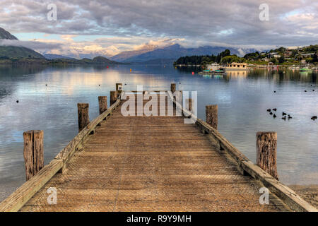 Wanaka, Otago, Queenstown Lakes District, South Island, New Zealand