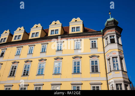 PRAGUE, CZECH REPUBLIC - APRIL, 2018: - Stock Photo