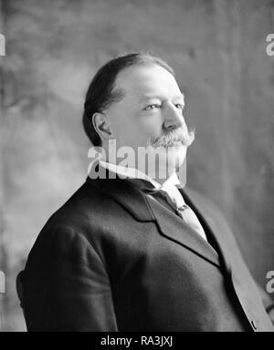 Secretary of War William Howard Taft ca. 1905-1908 - Stock Photo