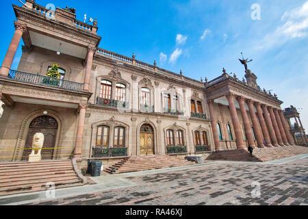 Monterrey, Macroplaza, Government Palace (Palacio del Gobierno)