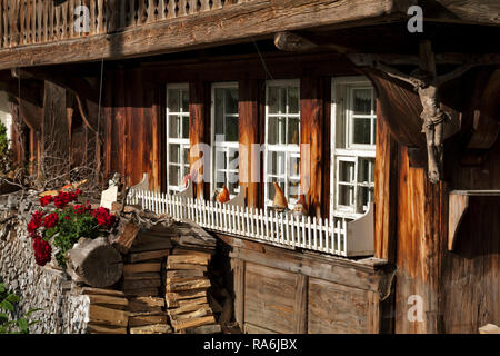 Farm house in Geschwend at the Black Forest