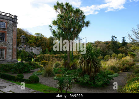 Bantry House and Gardens,West Cork garden trail,RM Floral - Stock Photo